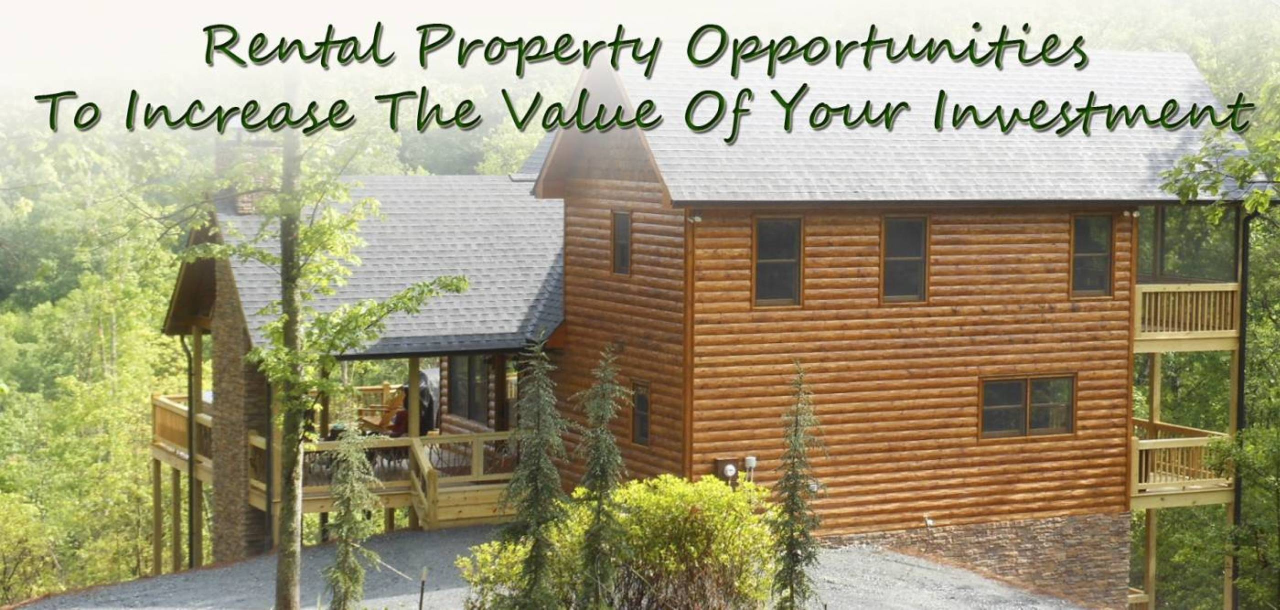 Rental Property Opportunities