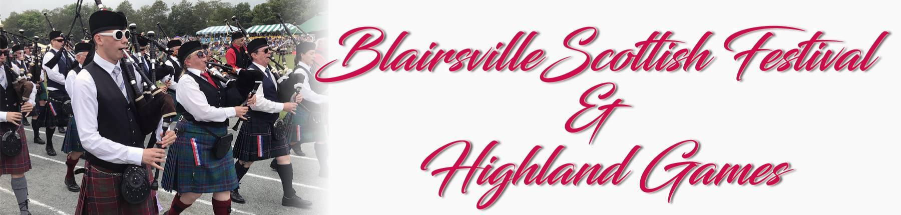 Blairsville Scottish Festival